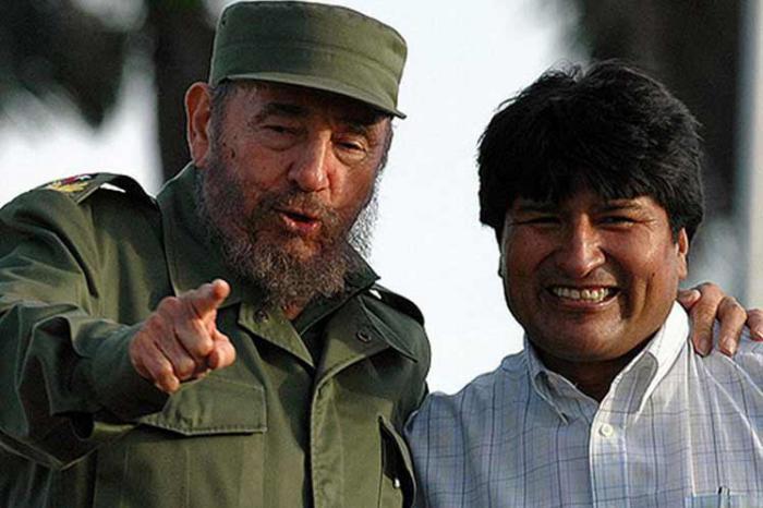 Evo Morales y Fidel;Ataque Saudí;Argentina y la iglesia católica y Trump