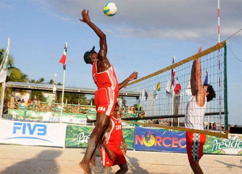 Varadero repite como escenario del circuito NORCECA de Voleibol de Playa