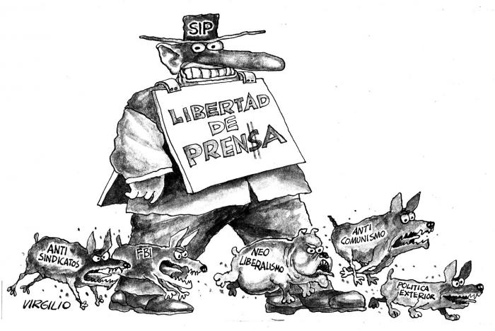 Libertad de prensa… para mentir, manipular y desinformar