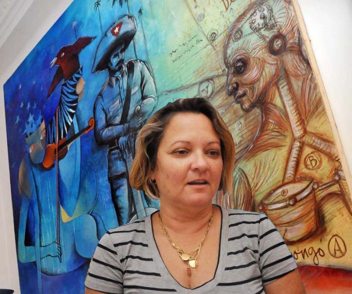 Ana María Rabasa, Directora de Televisión.