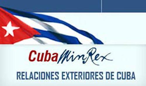 Rondas de conversaciones entre delegaciones de Cuba y los EE.UU