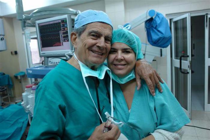 Confesiones del más longevo anestesiólogo › Ciencia › Granma ...