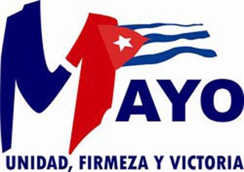 Desarrollan trabajadores camagüeyanos programa para saludar el 1ro. de Mayo
