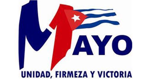 Logo: Primero de Mayo