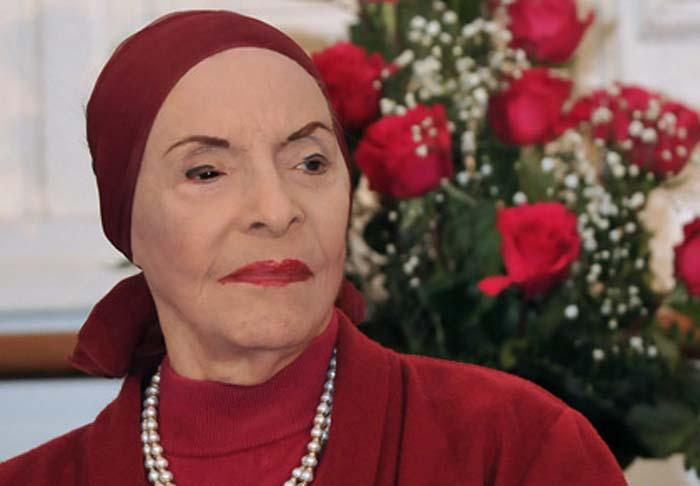 Alicia Alonso: Happy with Tour of Puerto Rico