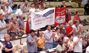 Trabajadores del mundo reafirman solidaridad con Cuba