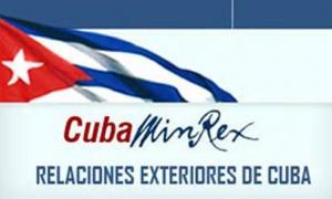 Comunicado de prensa de delegación cubana a cuarta reunión de la Comisión Bilateral Cuba-EE.UU.