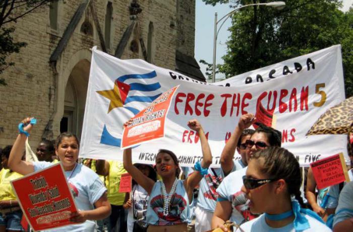 Solidaridad con Cuba desde Australia
