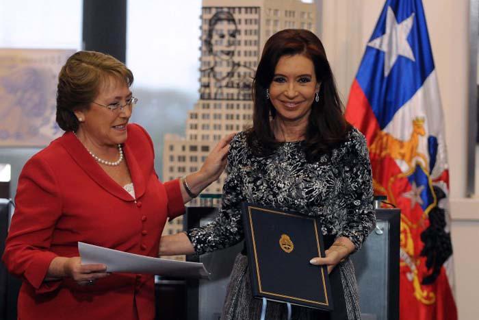 Chile e Argentina reativam projetos que ligam América do Sul à Ásia