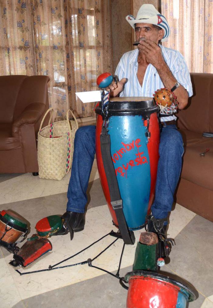 Benancio, el hombre-orquesta cubano