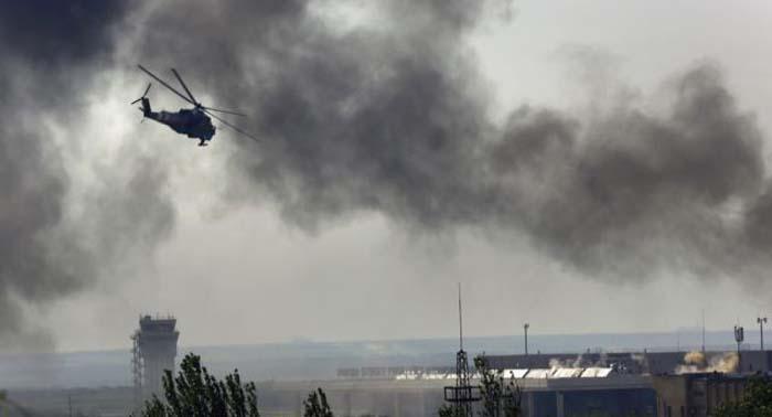 Pide nuevo presidente ucraniano a Estados Unidos ayuda militar directa