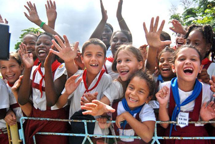 Pondera UNICEF avances de Cuba en atención a la niñez