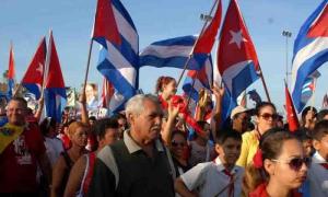 Unidad proletaria desafía altas temperaturas en Holguín