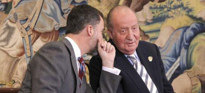 Inician en España preparativos para coronación de Felipe VI