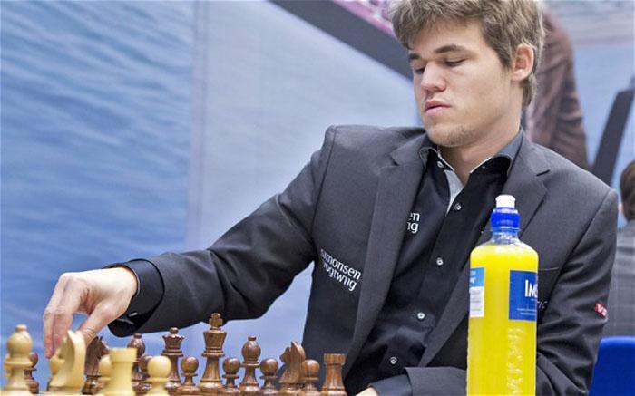 Magnus Carlsen es dueño de la triple corona del Ajedrez