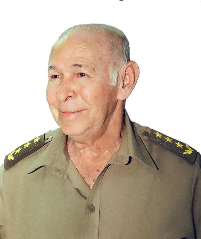 Falleció el General de Cuerpo de Ejército de la Reserva Sixto Batista Santana