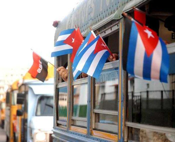 Pastores por la Paz regresan a Cuba