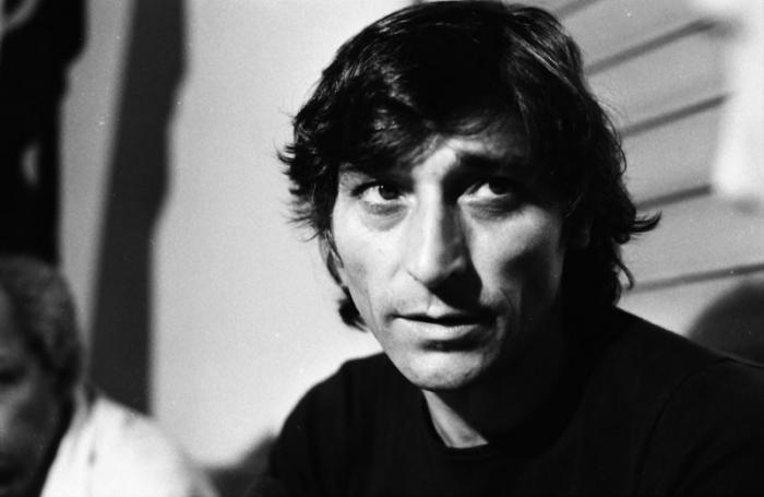 Antonio Gades. Foto: Pedro Beruvides, 29 de septiembre de 1982.