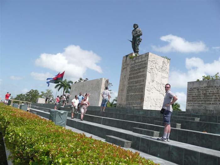 Mayor web de viajes del mundo reconoce a Complejo Escultórico Comandante Che Guevara