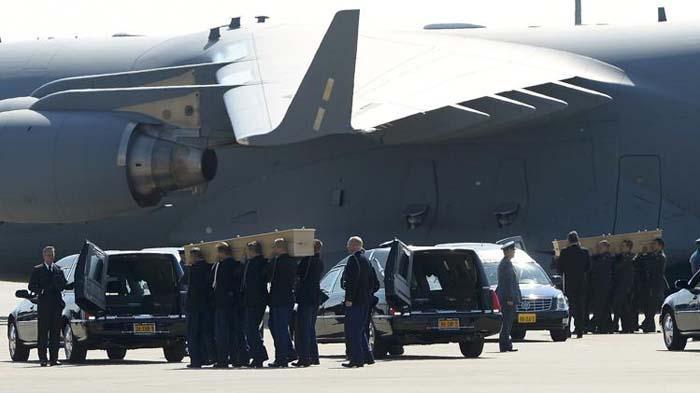 Inteligencia estadounidense: Rusia no está implicada en el derribo del avión malasio