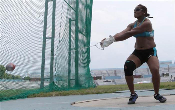 cuba atletismo
