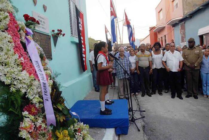 Cuba honra a sus mártires