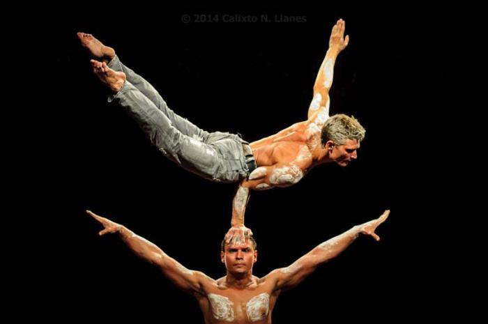 Russian Duo Wins Top Prize at Circuba 2014