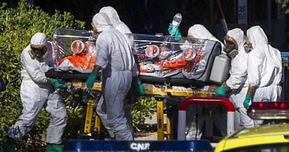 Crearán en Europa mecanismo para coordinar evacuación por ébola