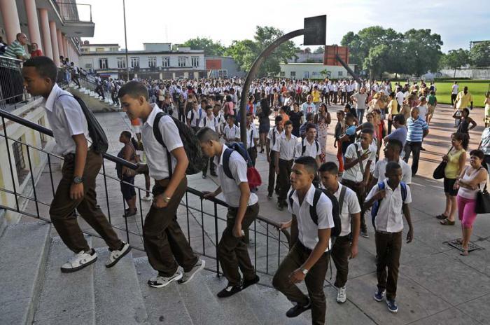 Matriculados más de 6 mil jóvenes en la enseñanza técnica y profesional