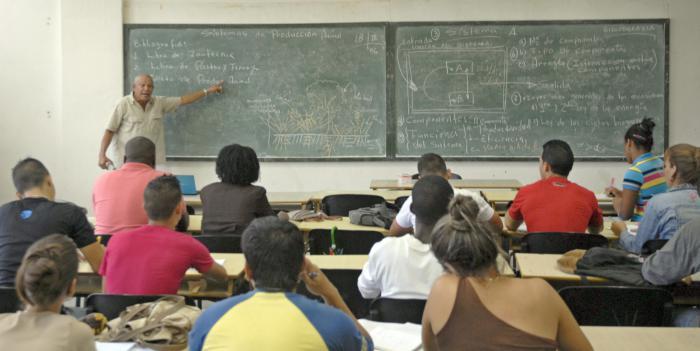 Listas las universidades cubanas para iniciar nuevo curso escolar
