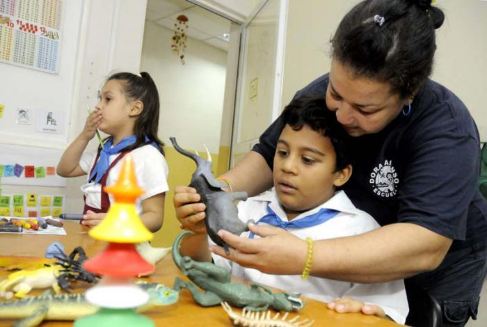 Nuevo centro educativo para escolares autistas