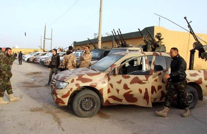 ciudades libias
