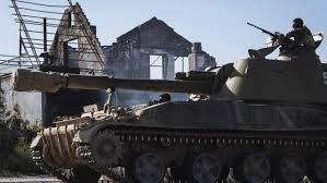 Acuerdan alto al fuego en este de Ucrania