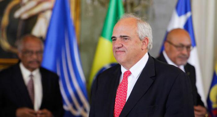 Samper alerta que es necesario terminar con bloqueo a Cuba.