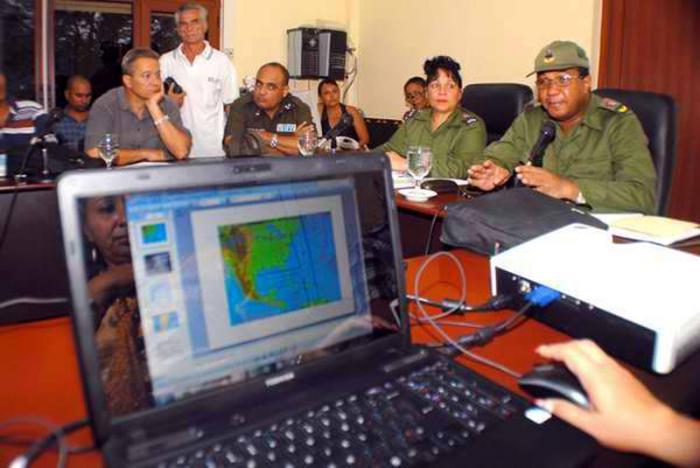 Funcionario de la ONU resalta preparación cubana ante desastres naturales