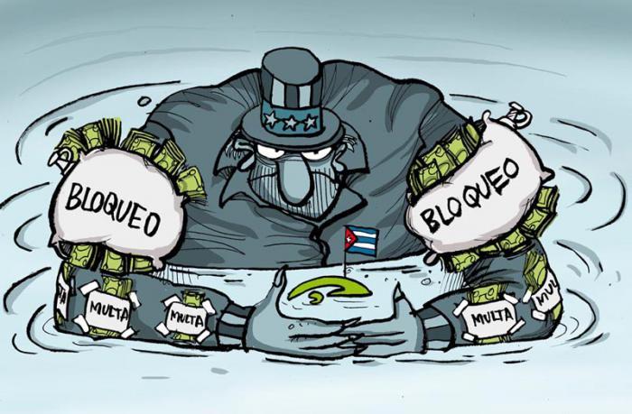 Jornada mundial demandará fin del bloqueo contra Cuba