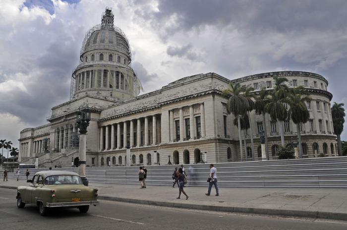 Cuban Parliament to Return to Original Capitol Building