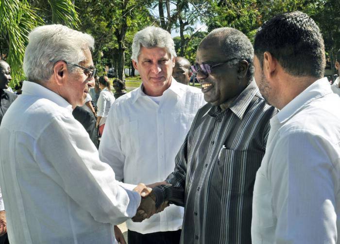Cuba y Namibia tienen una fuerte relación
