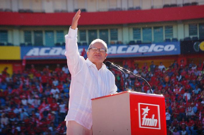 Aniversario del FMLN, El Salvador