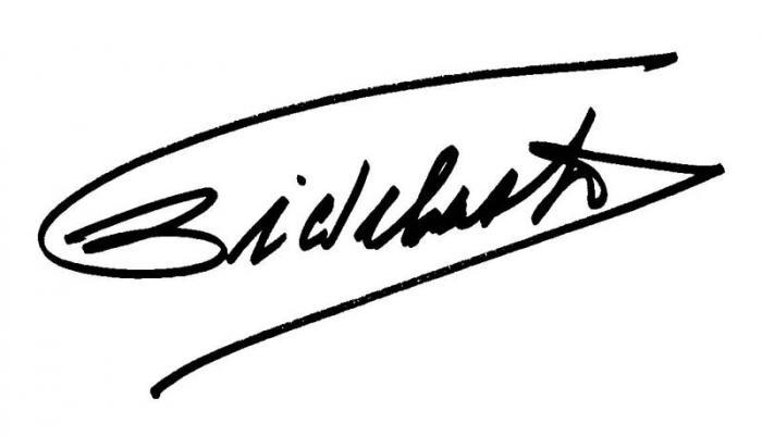 firma de Fidel