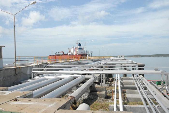 Refinería de Petróleo Camilo Cienfuegos
