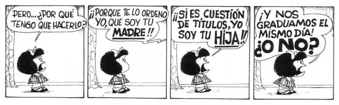 Feliz Cumpleaños Mafalda Cultura Granma órgano