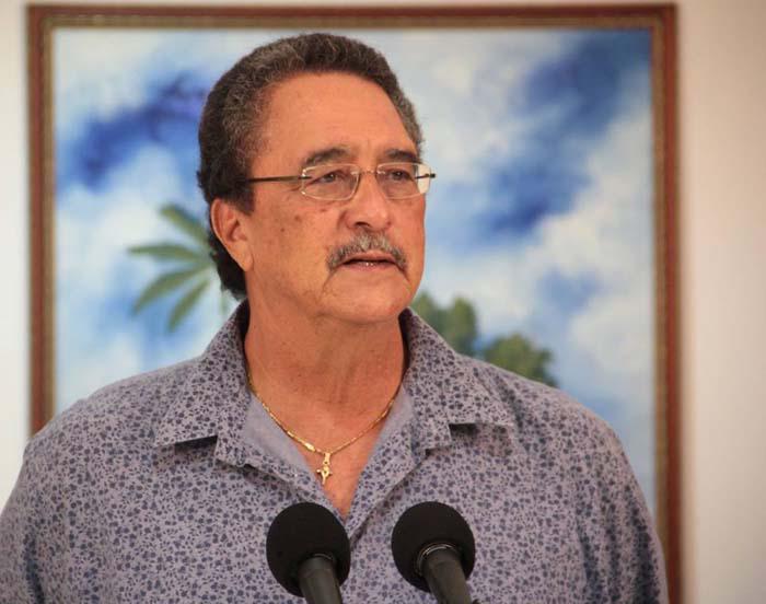 En Cuba Primer Ministro de Santa Lucía