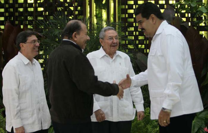 Raul Castro Ruz, Cumbre extraordianaria del ALBA-TCP sobre el ebola