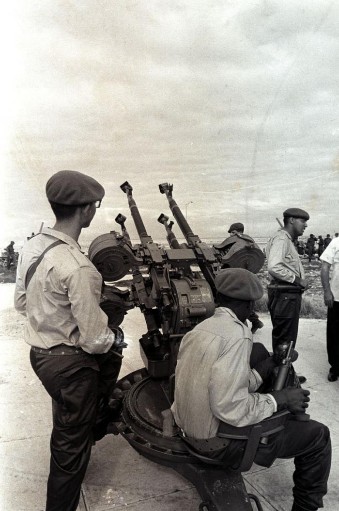 1962: Inicio de la Crisis de Octubre