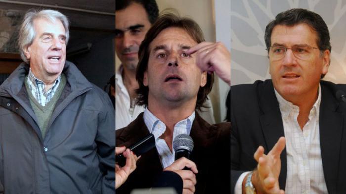 candidatos a la presidencia de uruguay