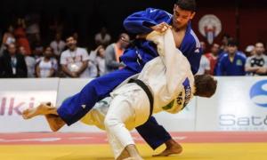 Otra jornada sin medalla para Cuba en Grand Prix de Judo