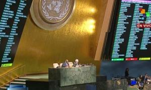 El mundo reclama el fin del bloqueo contra Cuba