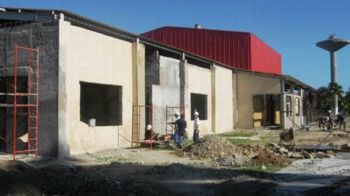 Construyen en Palma Soriano Planta de Biofertilizantes