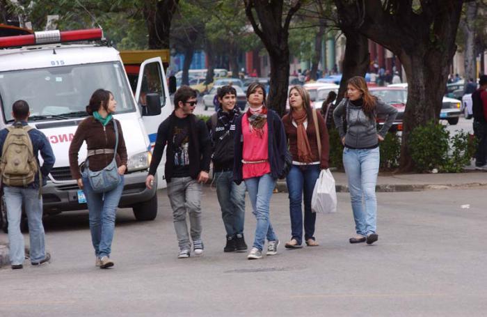 Instituto de Meteorología prevé un invierno fresco en Cuba.